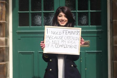 catcalling not a compliment