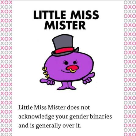 Little Miss Mister